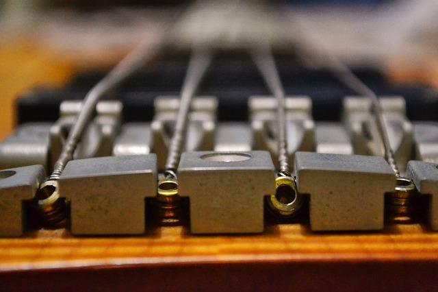 Reparation af bass forstærkere og udstyr